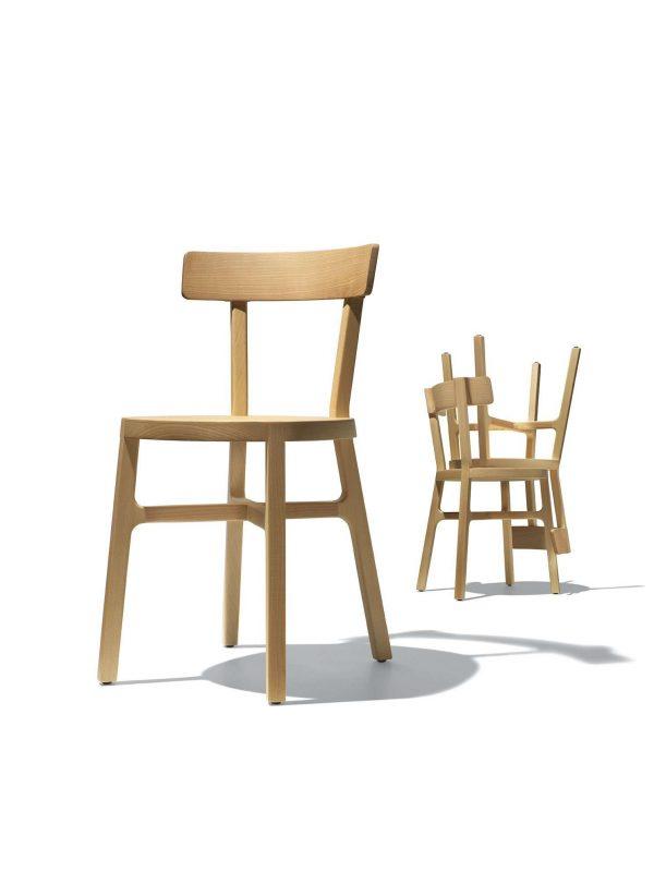 Stia sedia in legno | InternoItaliano