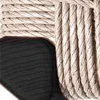 nero - corda naturale